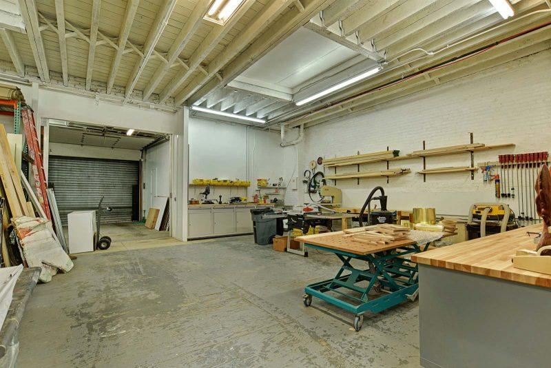 Loft à Brooklyn dans une ancienne usine