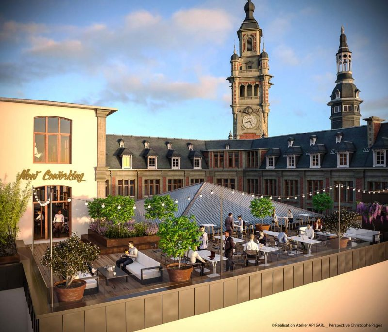 Now coworking lille