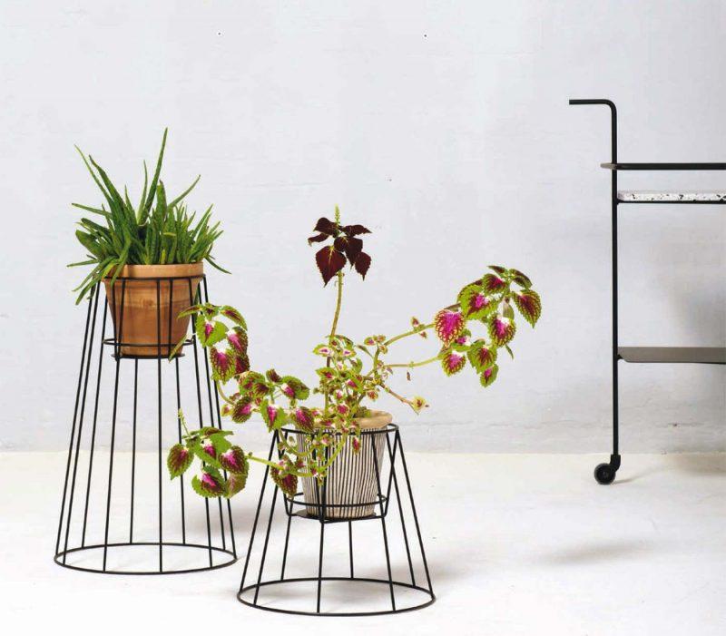 Support pour plante par Sentou
