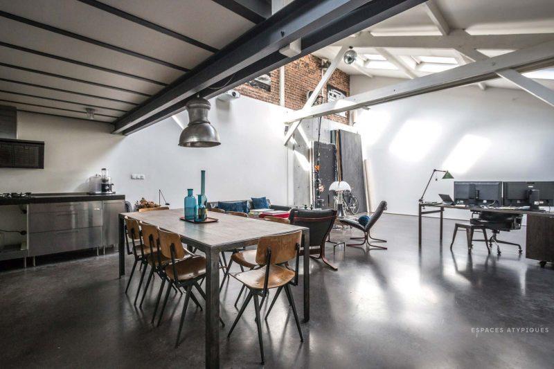 Loft en open space