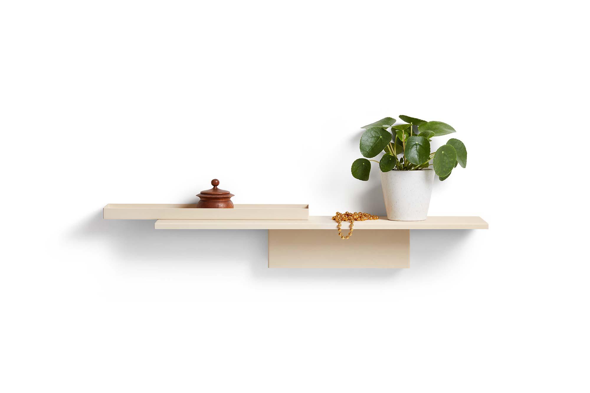 tablette murale design puik. Black Bedroom Furniture Sets. Home Design Ideas