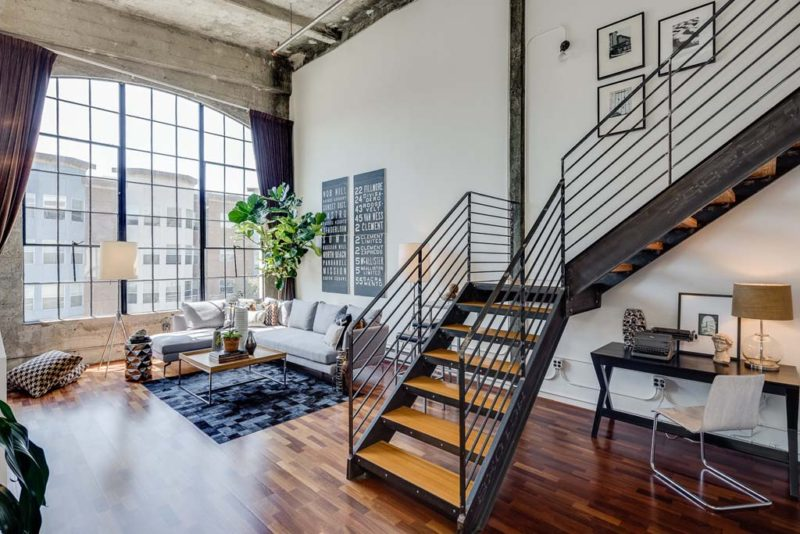 73 lofts de r ve d couvrir - Loft industriel tribeca franz architecte ...