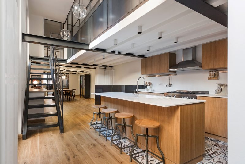 Loft dans le quartier de Shoreditch à Londres