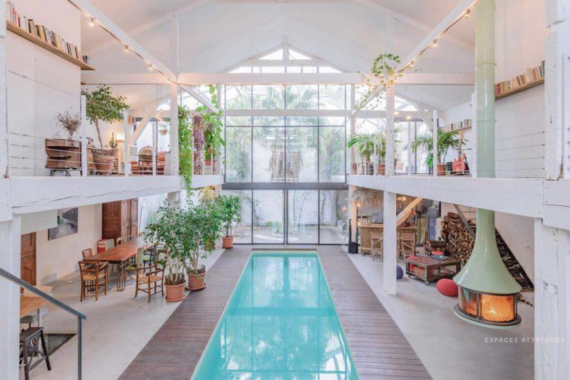 Loft avec piscine à Marseille
