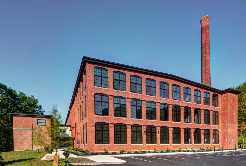 Yarn Works  : 96 lofts dans une ancienne filature