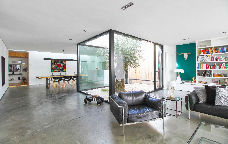 Plan de loft moderne good plan de maison with plan de for Plan de garage avec loft