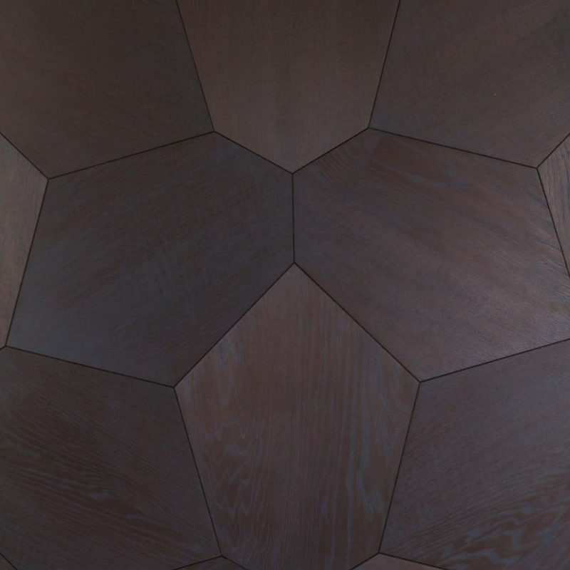 Parquet hexagonal