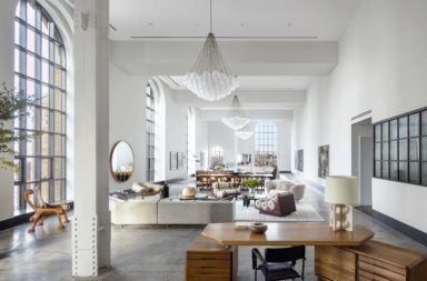 Loft penthouse new york