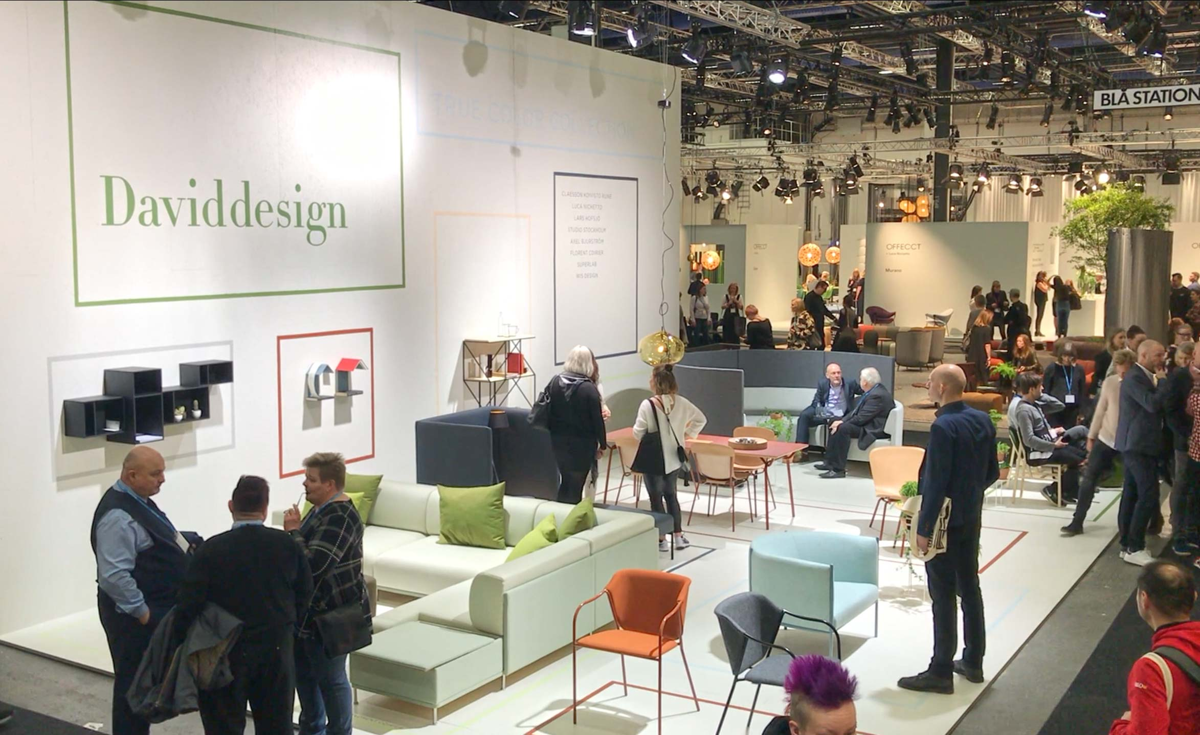 Stockholm Furniture Fair : le salon du mobilier scandinave