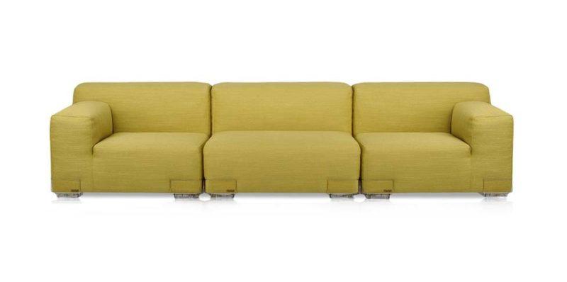 Canape Kartell jaune