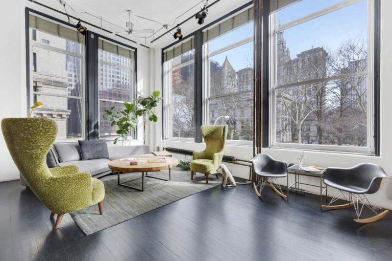 Loft tribeca new york