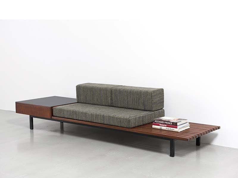 Banquette Charlotte Perriand