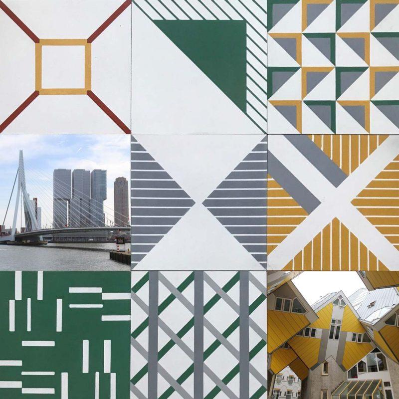 Carreaux de ciment design Rotterdam