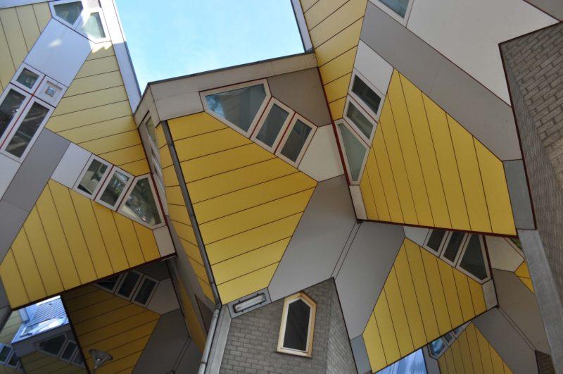 Maisons cubes rotterdam