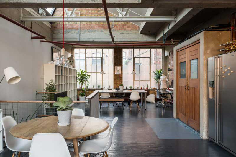 Loft Au Cachet Industriel 224 Londres