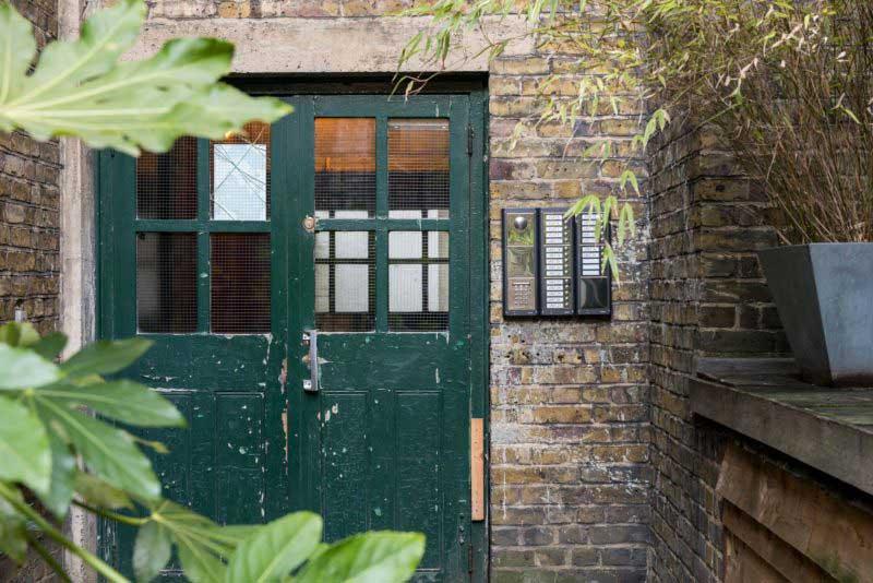 Loft industriel à Londres