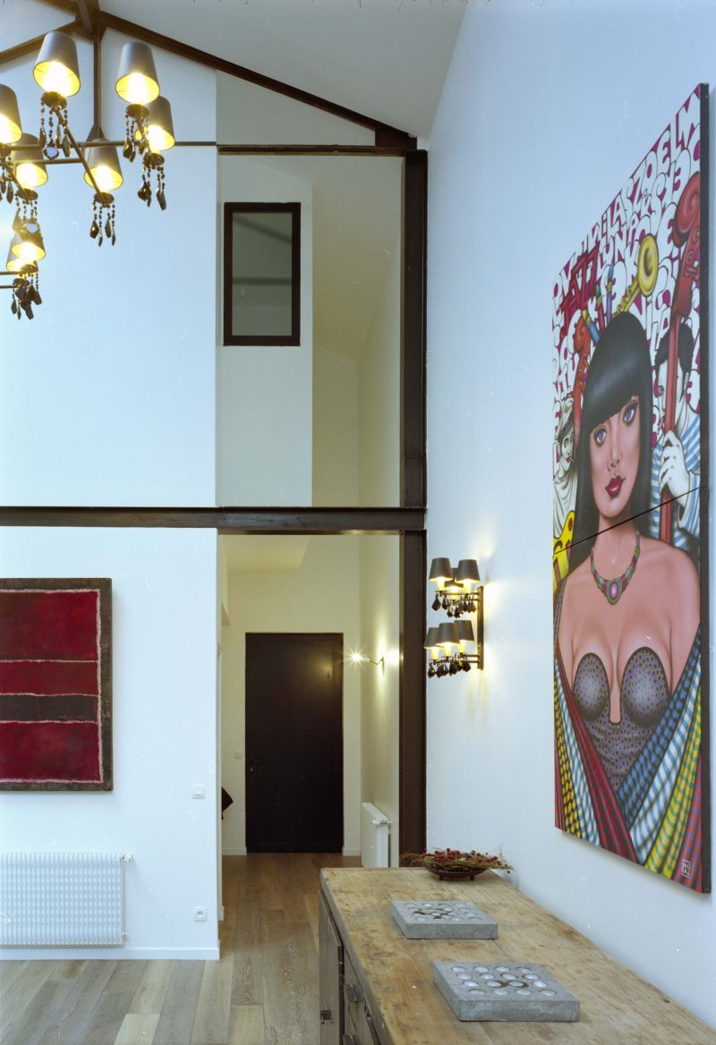 Loft architecte colombes
