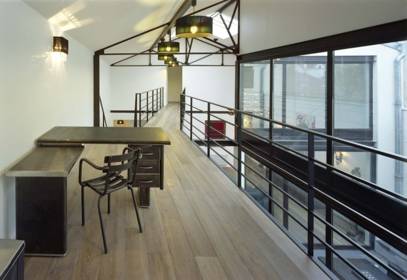 Loft architecte colombes