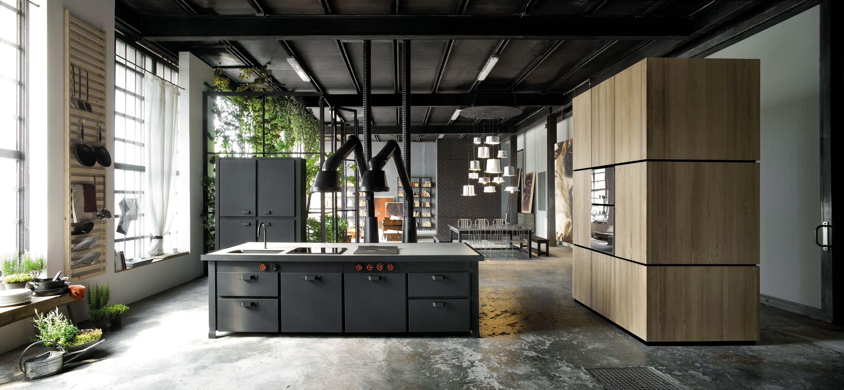 Loft industriel à Milan