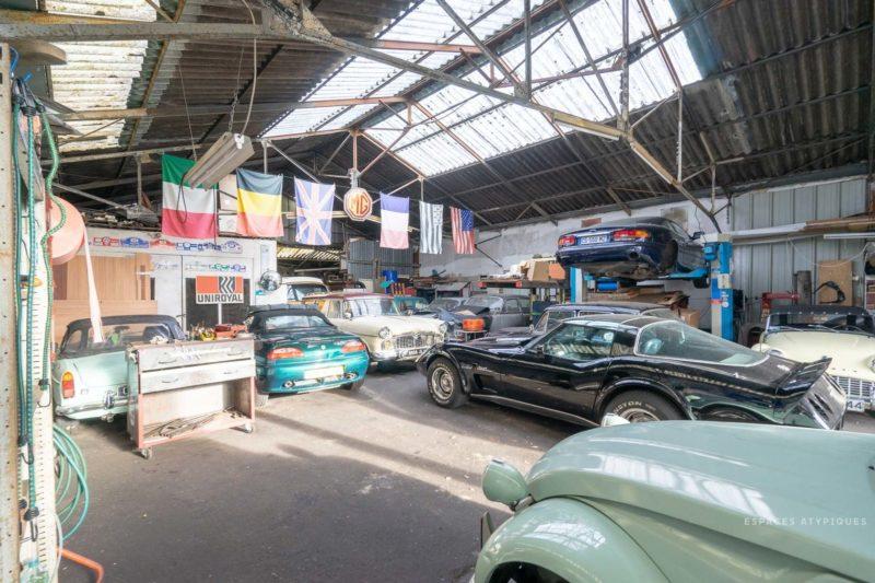 Atelier brut à vendre à Nantes