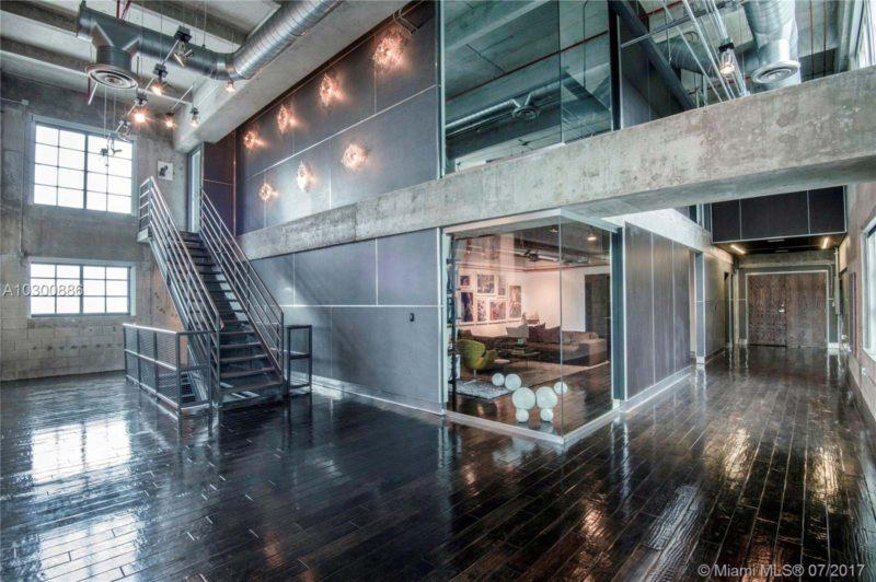 Loft industriel à vendre à Miami