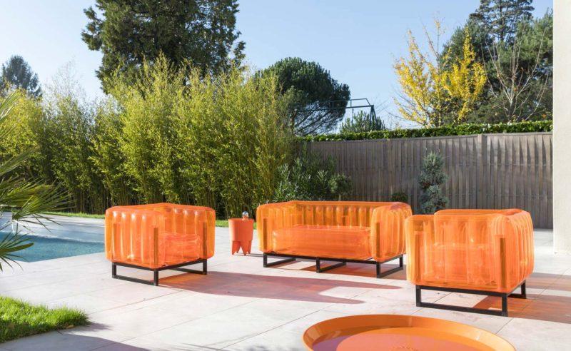 mojow mobilier gonflable. Black Bedroom Furniture Sets. Home Design Ideas