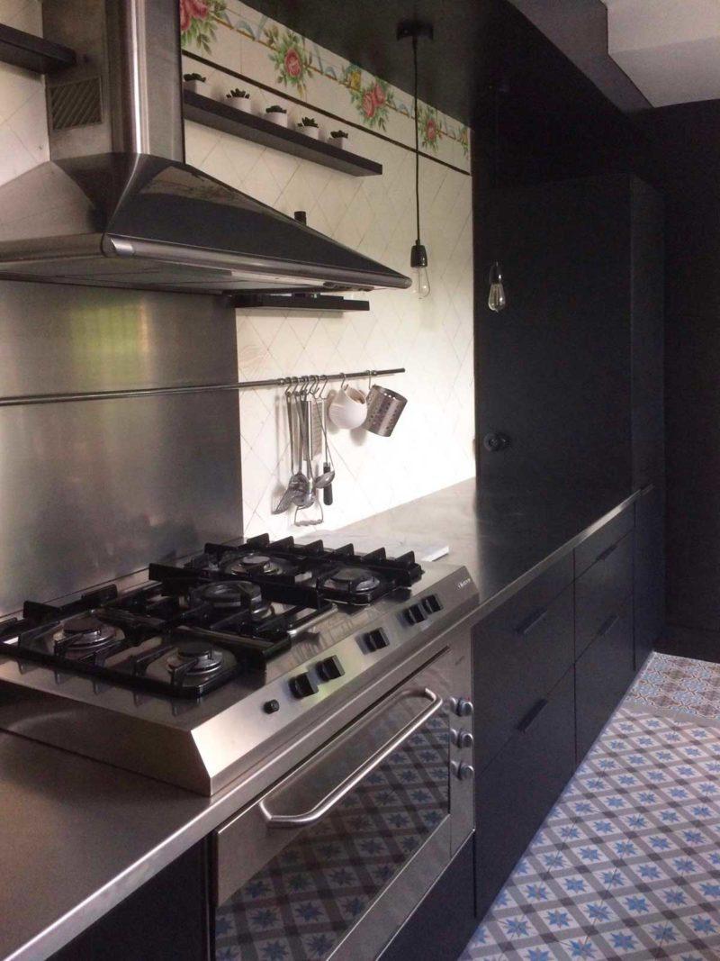 Choix De Peinture Cuisine cuisine noire : 19 inspirations et conseils pour faire le