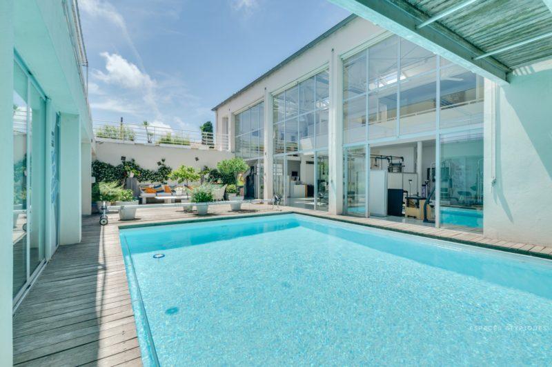 Loft avec piscine à Saint Tropez