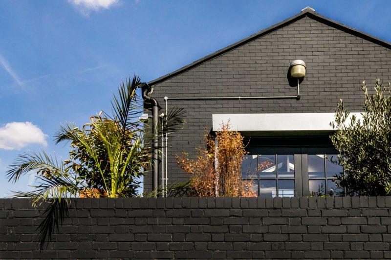 Briques noires