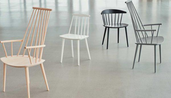 Chaise scandinave : 17 modèles en bois pour la salle à manger