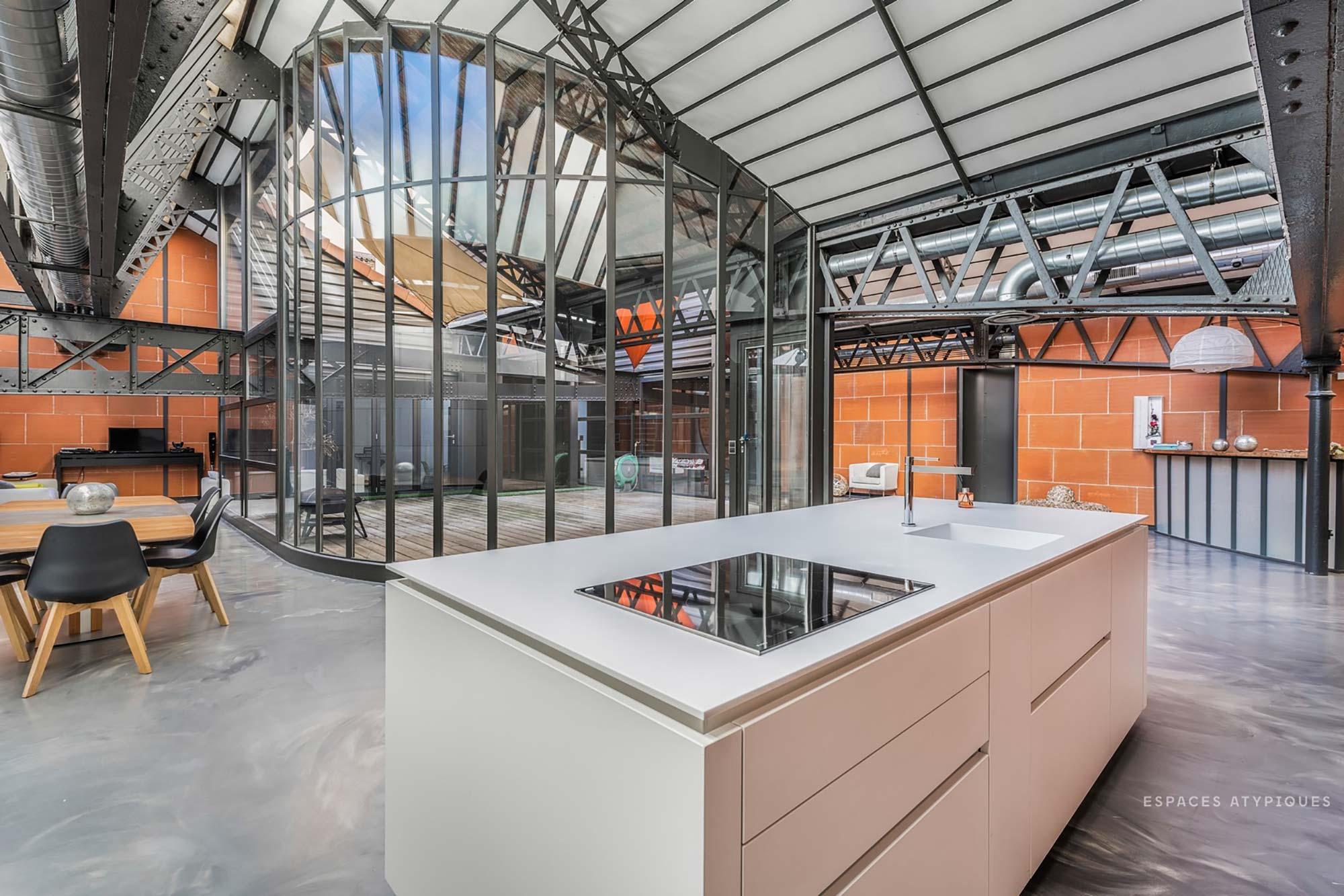 3 magnifiques lofts à découvrir à Lyon