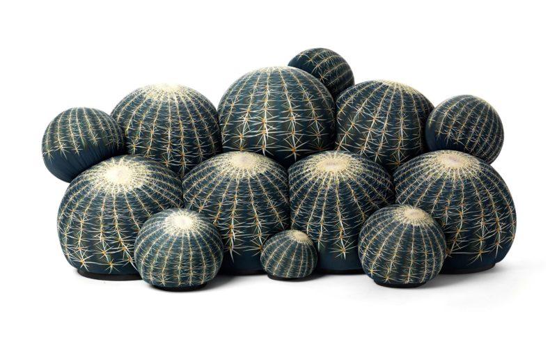 Canapé original cactus
