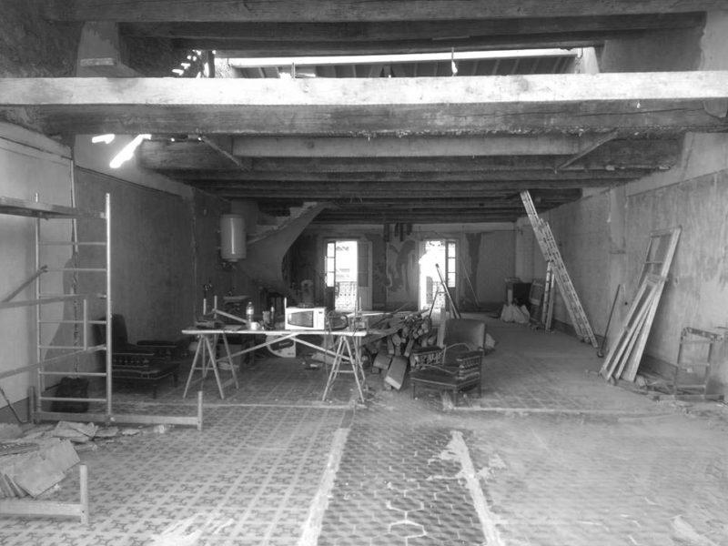 Maison avant travaux de rénovation