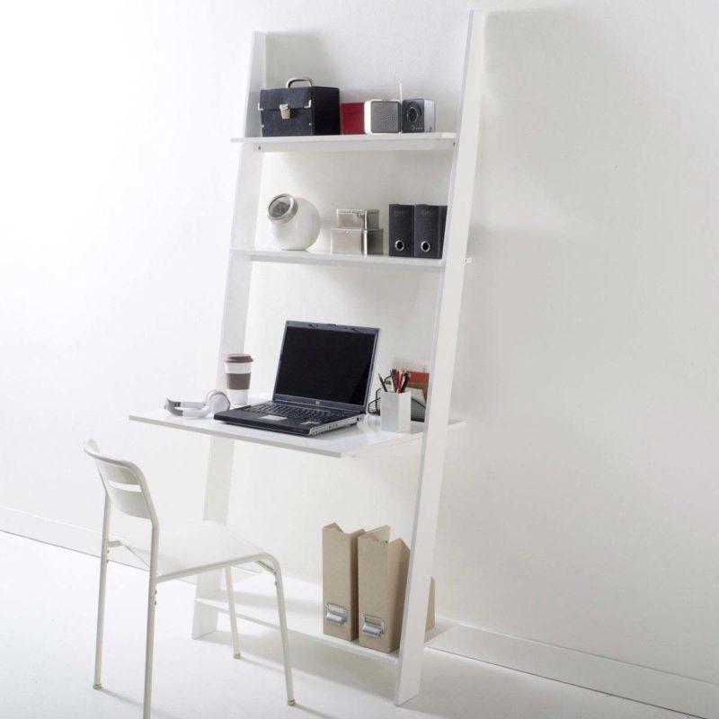 Petit bureau étagère au design moderne