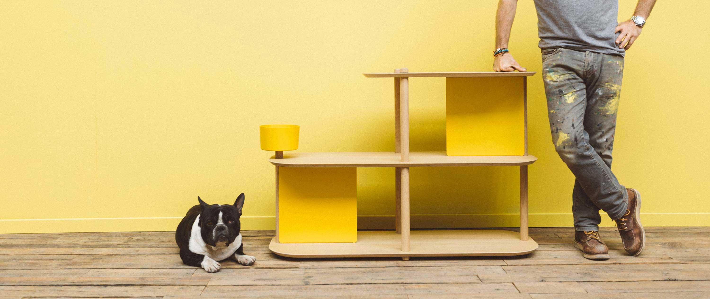 DIZY : le mobilier à inventer