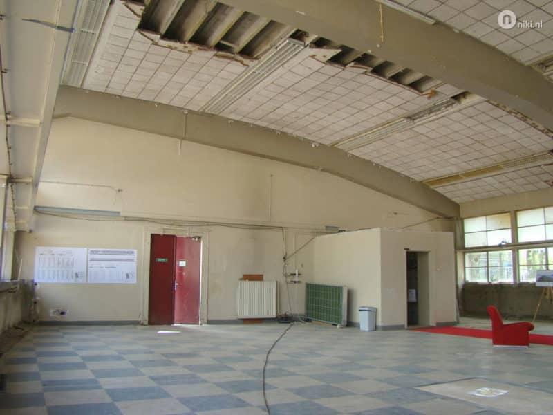 Loft ancienne usine avant travaux