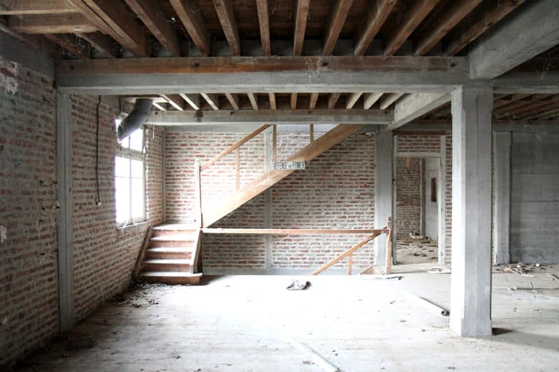 Lofts perenchies avant travaux