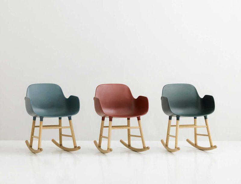 Rocking chair normann copenhagen