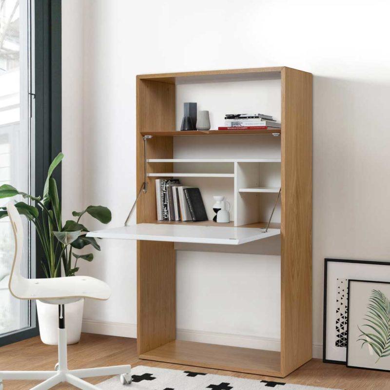 Bureau pliable au design moderne