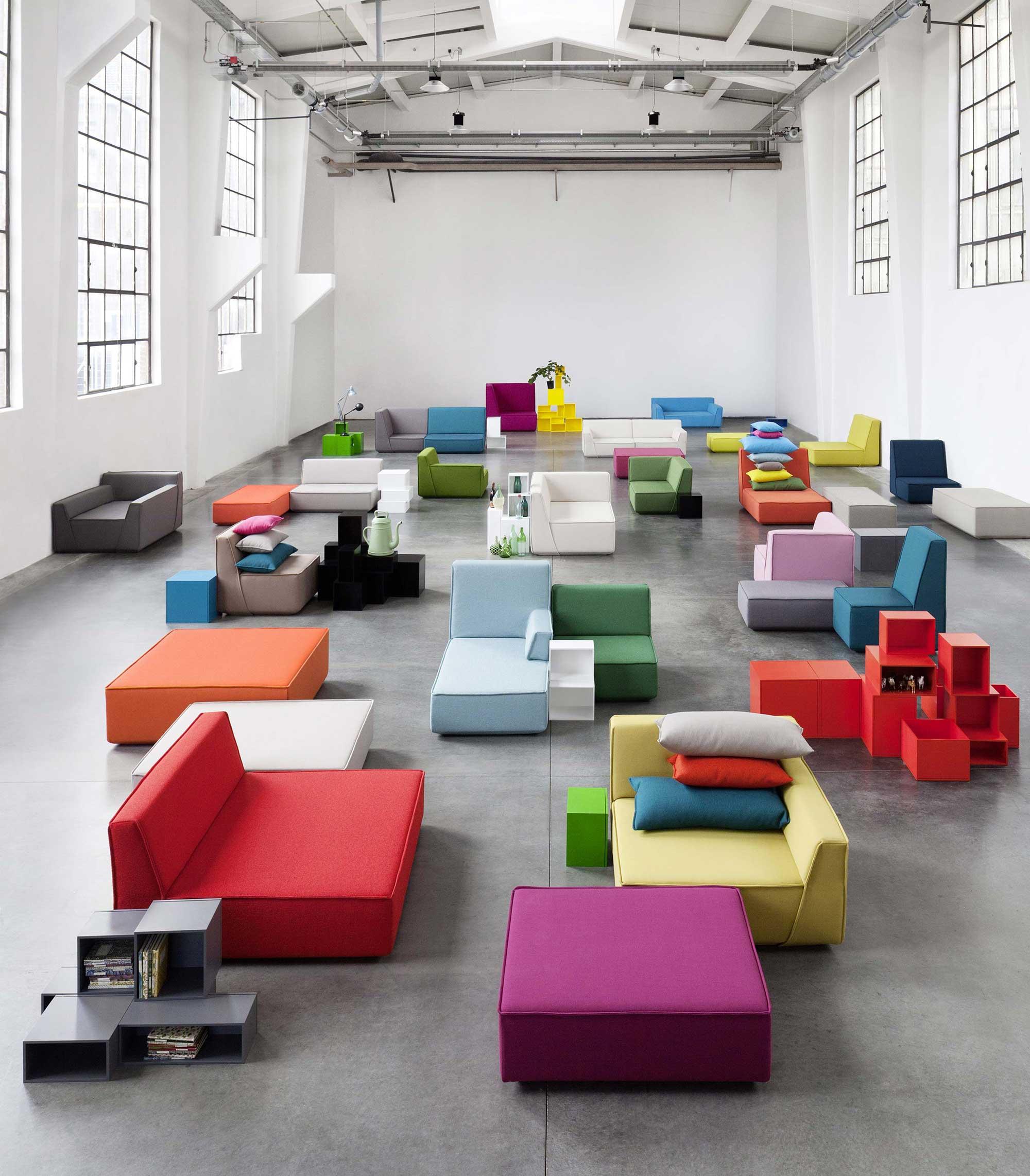 Canapé modulable : 16 idées déco pour le salon