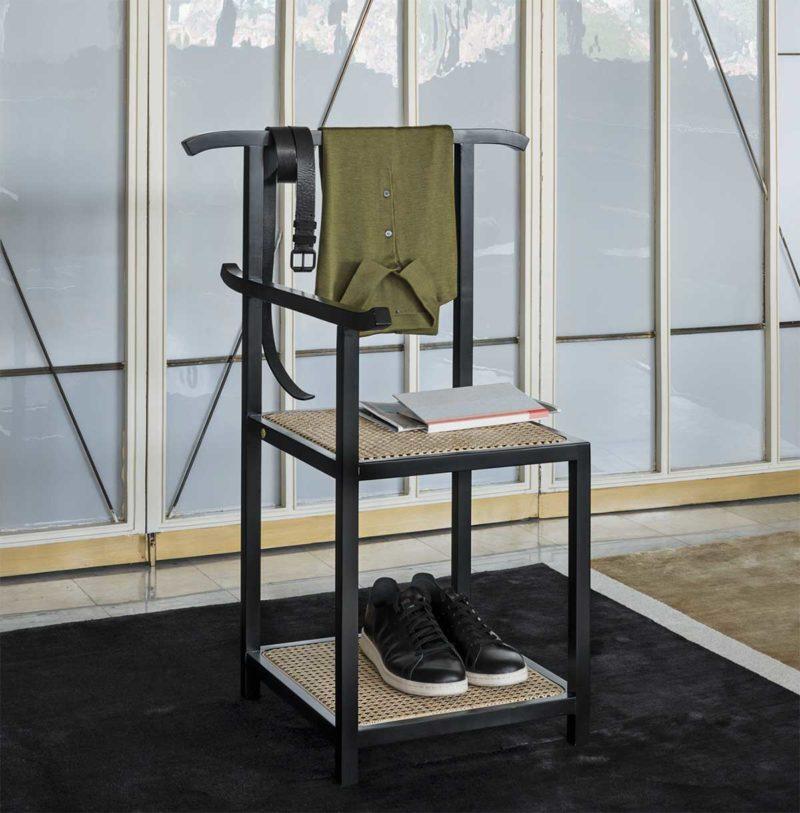Chaise valet de chambre