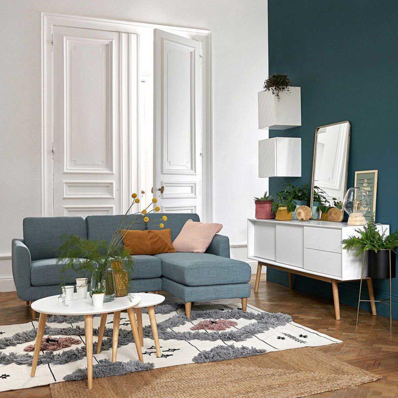 Tables de salon gigognes style scandinave