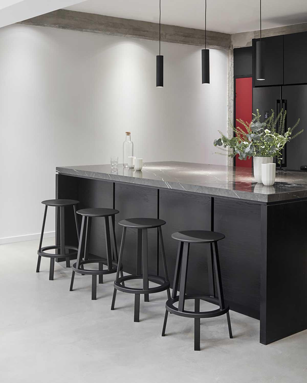 Tabouret de bar design : 21 chaises hautes au style épuré