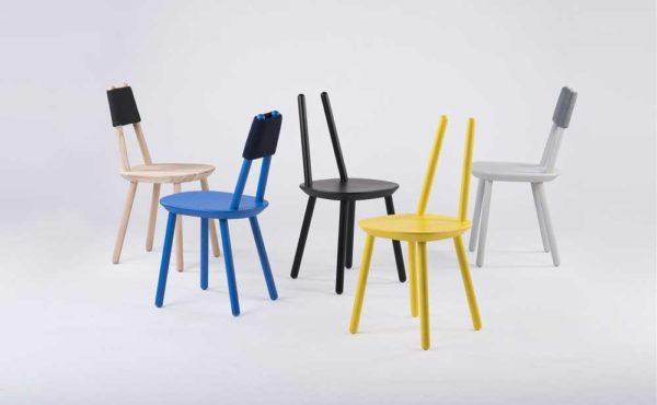 Chaise au design original
