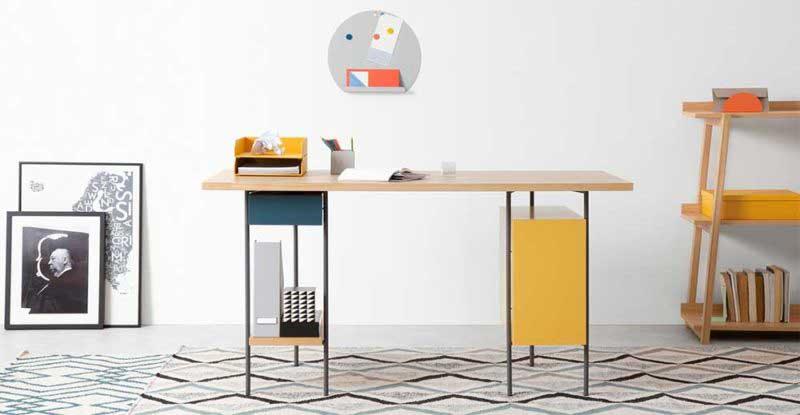 Bureau style moderne original