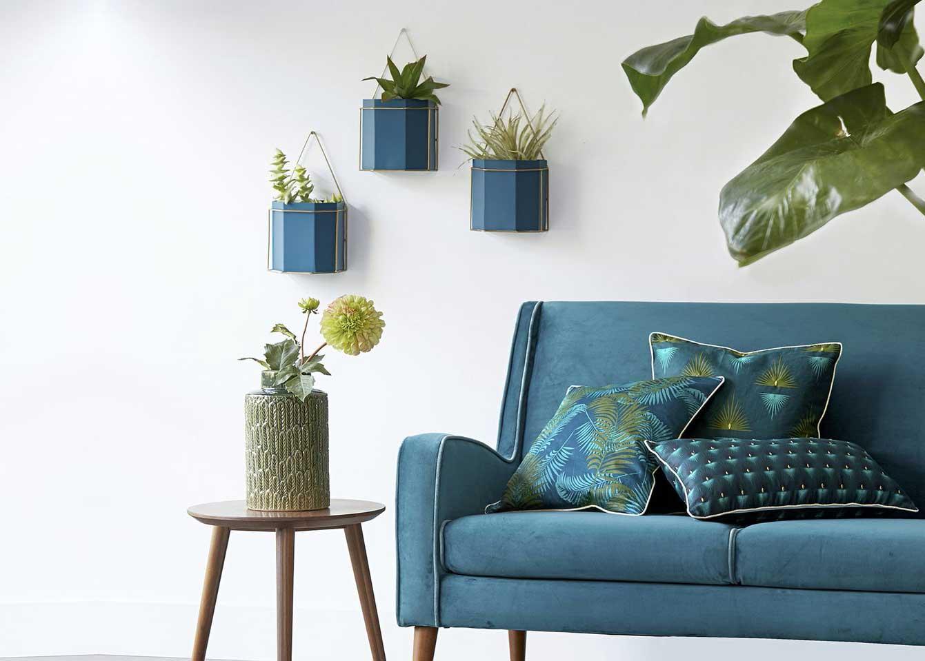 Cache-pot mural : 19 supports pour plantes d'intérieur