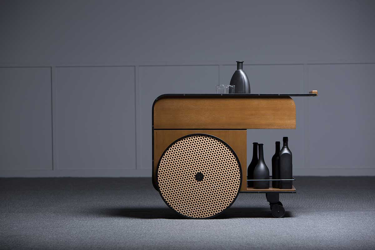 Desserte de cuisine : 20 idées de meuble chariot de service