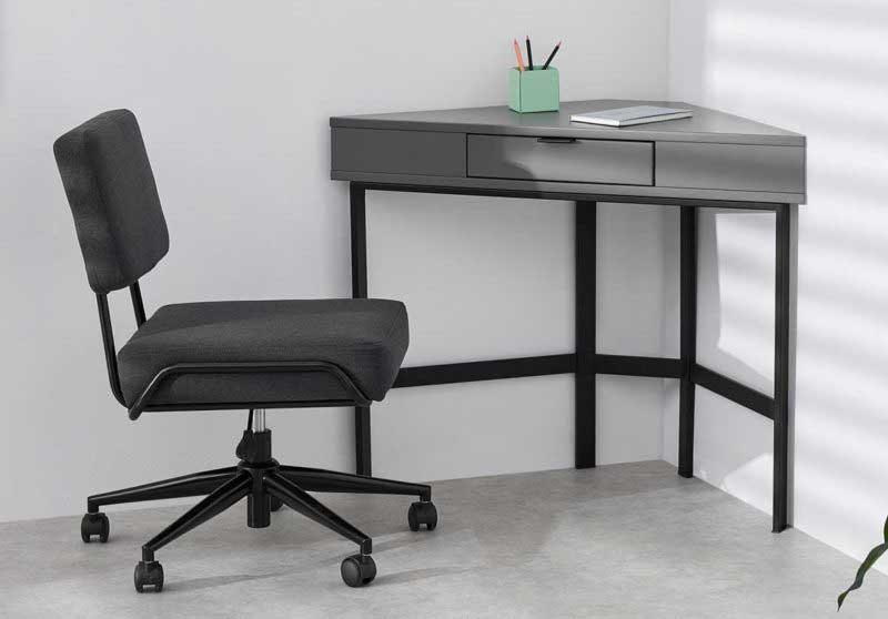 Un petit bureau en angle