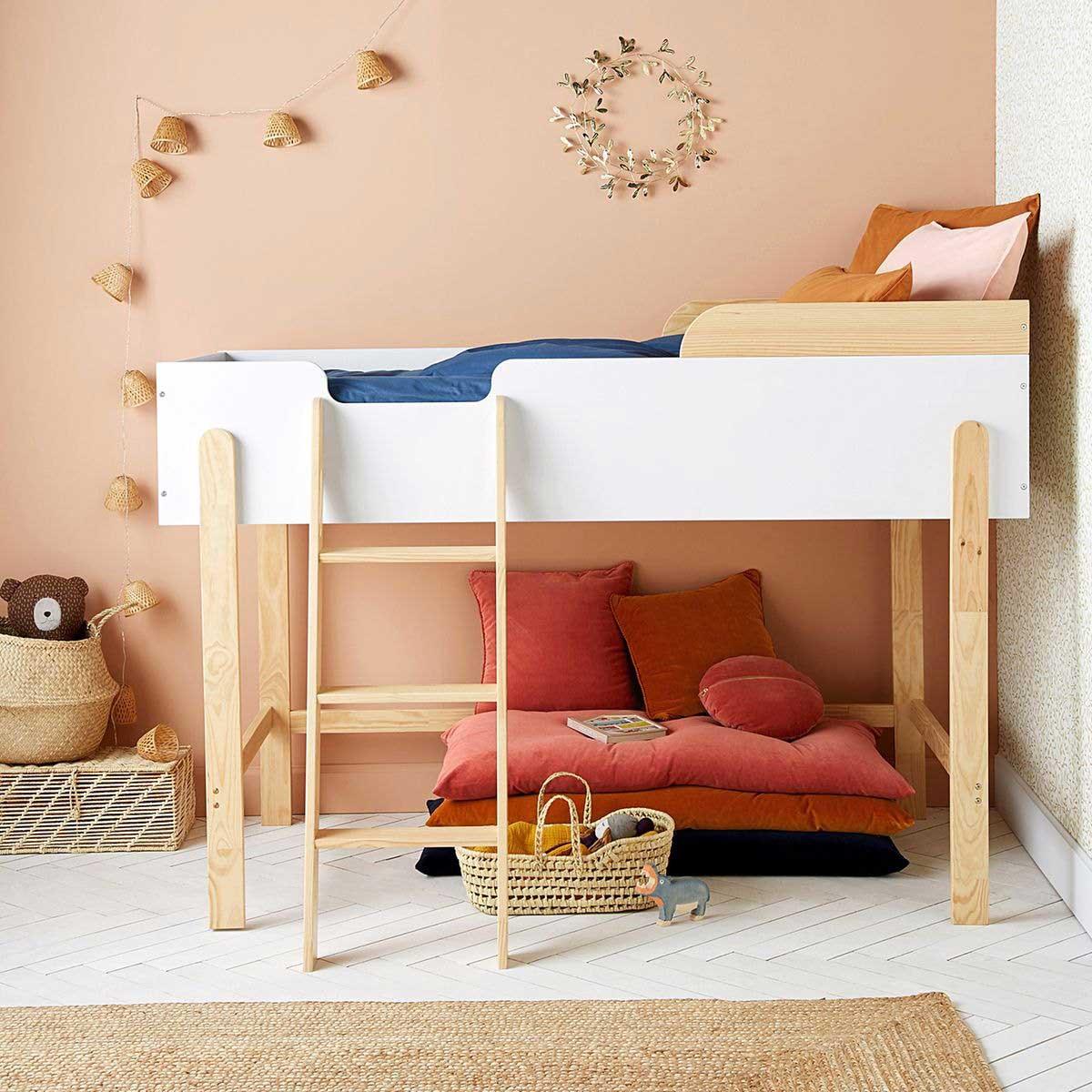 Lit mezzanine enfant : 18 idées de couchage en hauteur