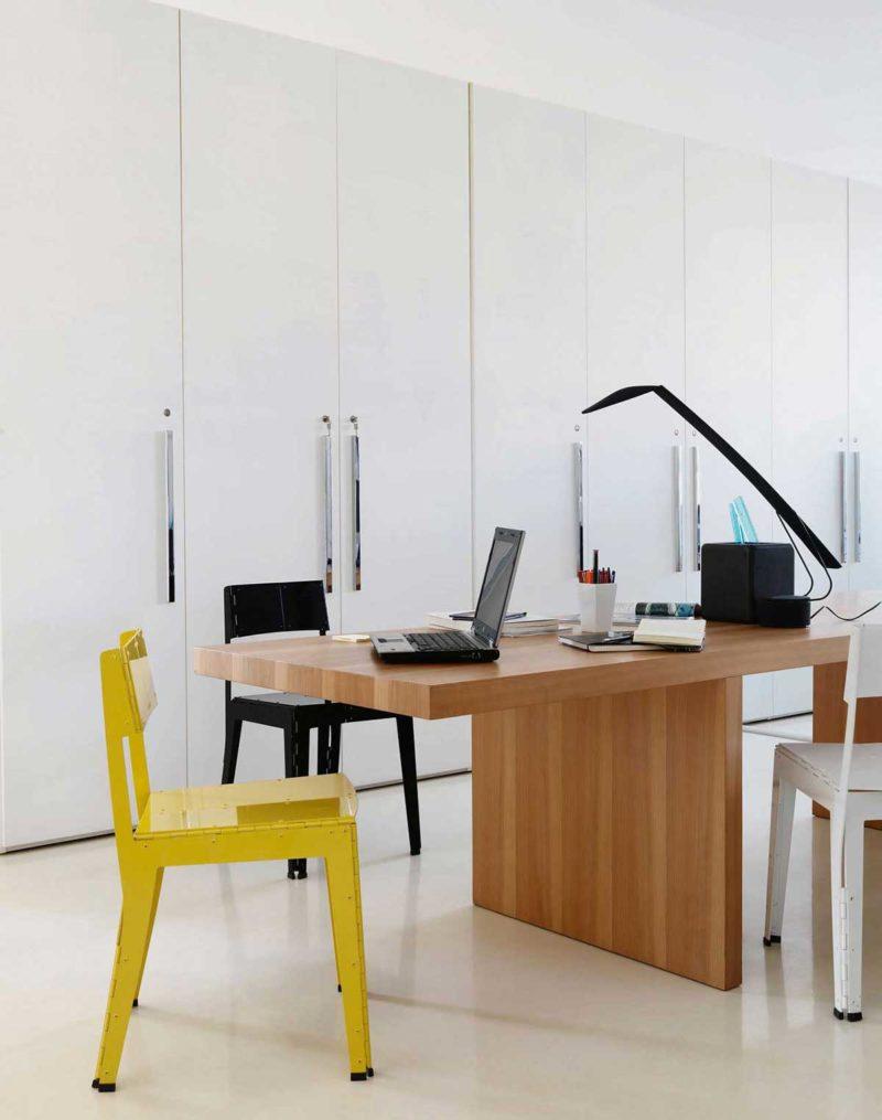 Chaise design pliante d'intérieur